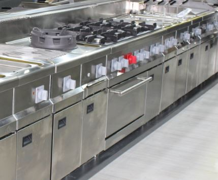 Series 700 Cooking Equipments