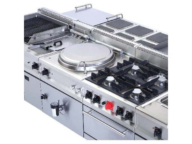 Series 900 Cooking Equipments