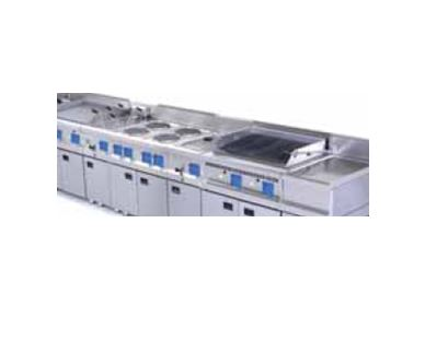 Series 600 Cooking Equipments