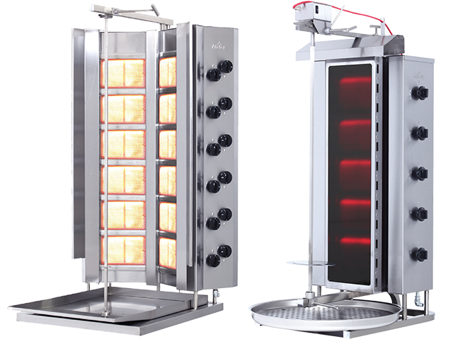Doner Kebab Machines